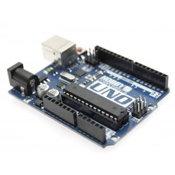 Hobby Components Arduino compatible Uno R3 and USB Cable