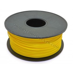 PLA Filament for 3D Printing 1.75mm Yellow