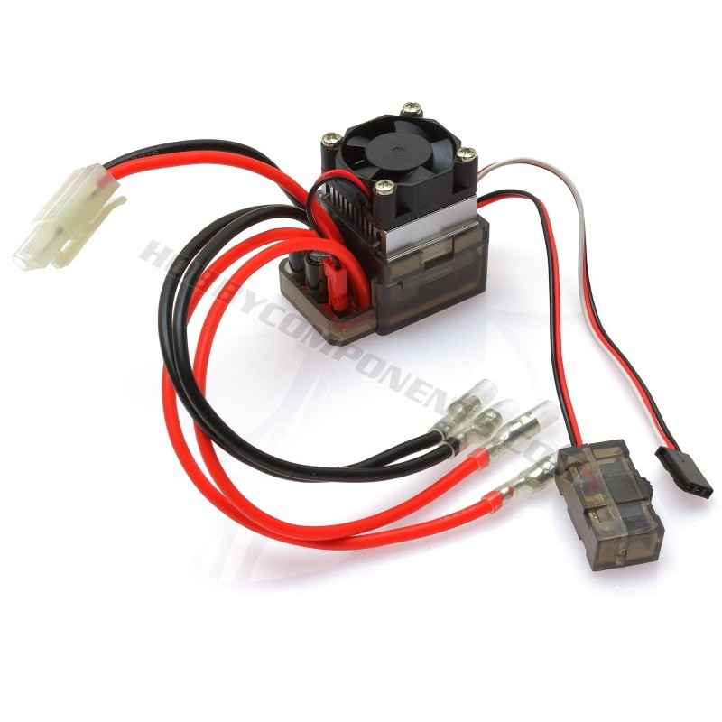 15A ESC Brushed DC Motor Speed controller