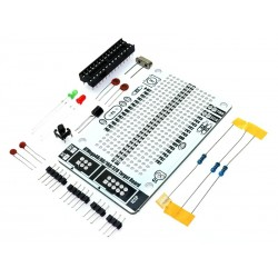 Prototyping bundle option (components require soldering)