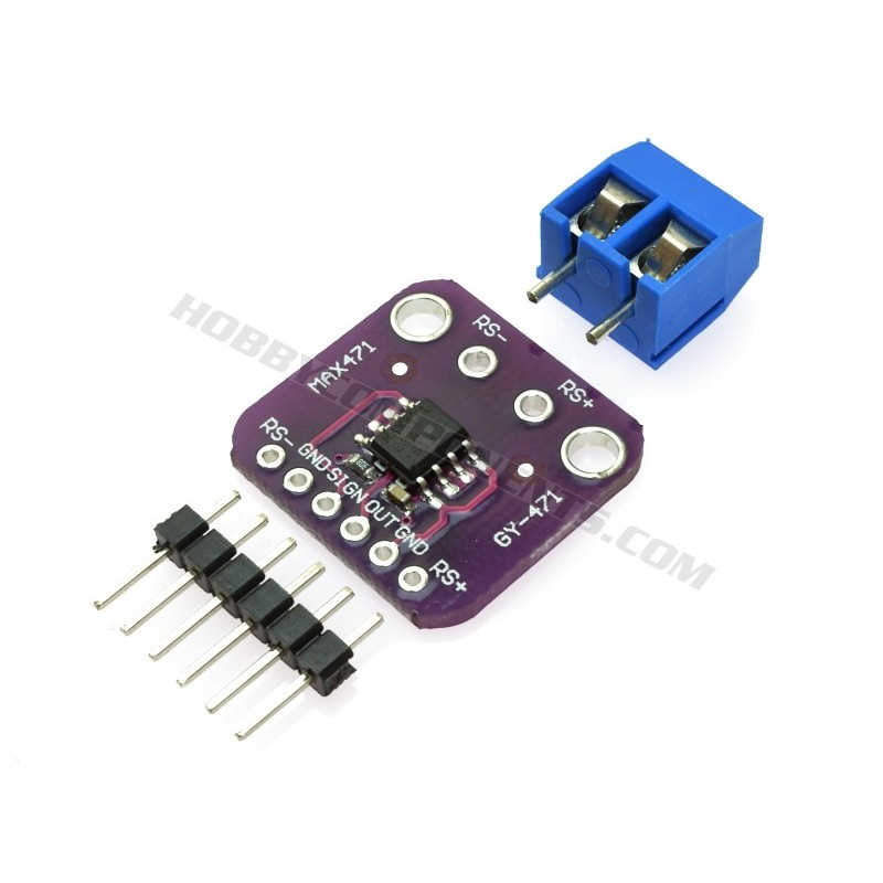 MAX471 GY-471 3A Current Sensor Module