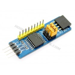 PCF8574 I2C to 8-bit digital port expander