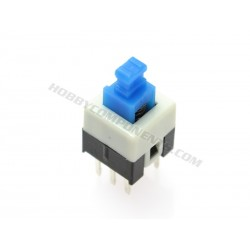 7mm x 7mm Locking Tact Switch (Pack of 10)