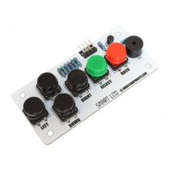 Hobby Components Smart LCD Keypad kit