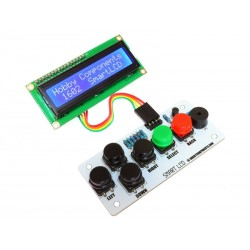 Hobby Components 1602 Smart LCD with optional SmartLCD keypad