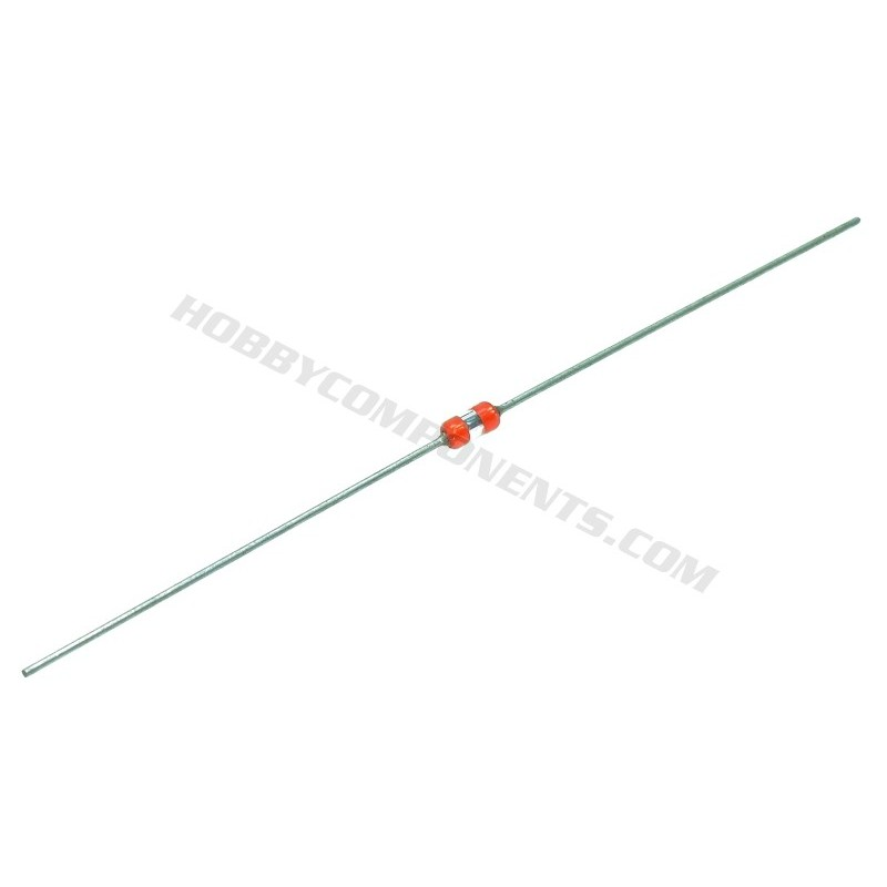 Ntc Thermistor Glass Shelled 100k mf58