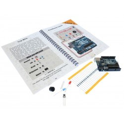 Hobby Components Starter Kit with Project Book