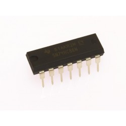 SN74HC86N Quad Exclusive OR Gate
