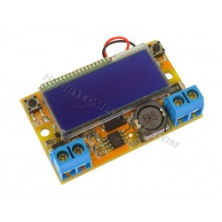 DC-DC 2A Step Down Module With LCD & Case