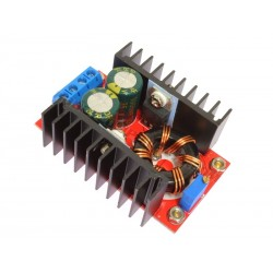 DC To DC 5A Step Up Boost Power Converter