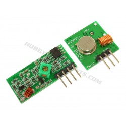 433MHz Wireless Modules MX-FS-03V & MX-05