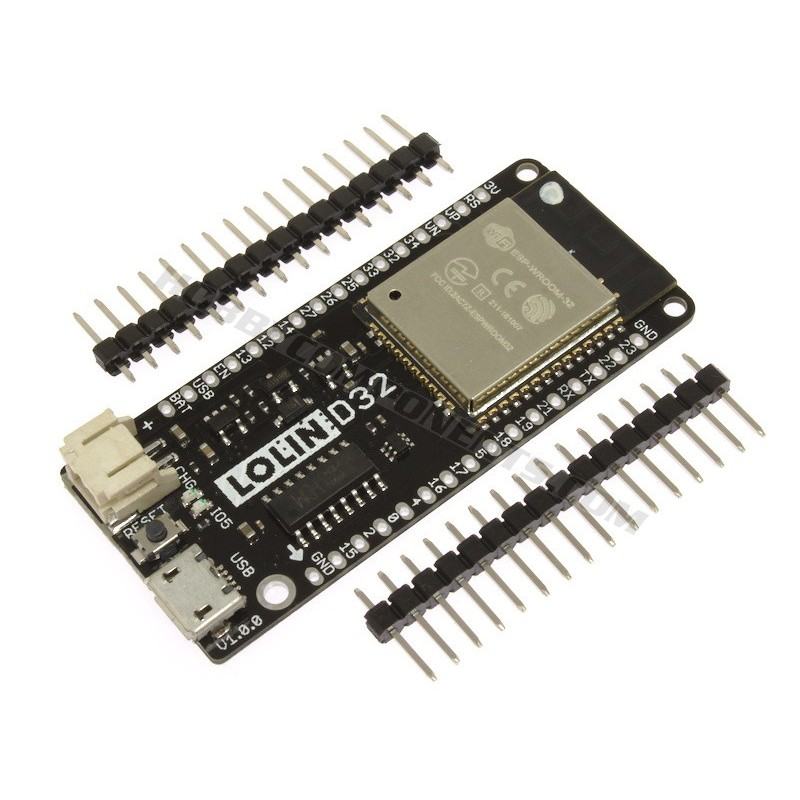 Wemos/Lolin D32 ESP32 development board