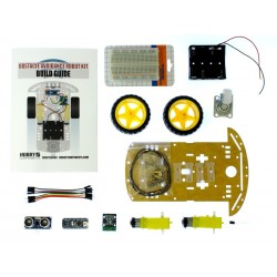 Hobby Components Obstacle Avoidance Robot Kit