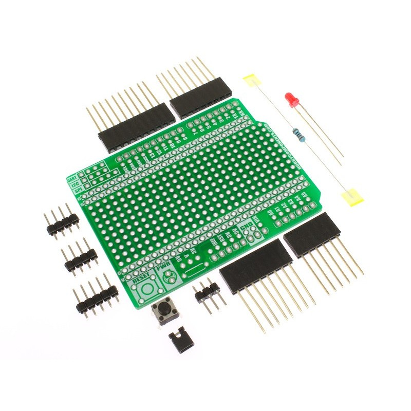 Hobby Components Uno Prototyping Shield