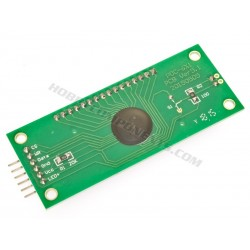 HT1621 6 Digit 7 Segment LCD Module (cable & Uno not included)