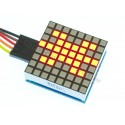 8x8 Serial Dot Matrix Module (cable and Uno not included)