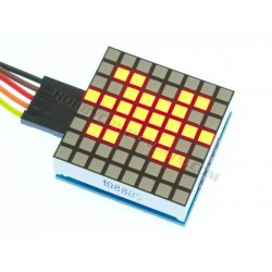 8x8 Serial Dot Matrix Module