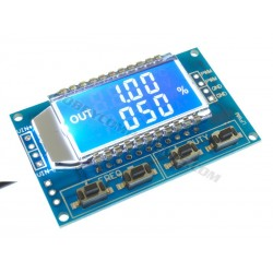 1Hz to 150KHz PWM Frequency Generator Module