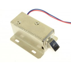 7 - 12V Electromechanical lock