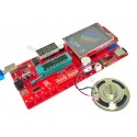 Multifunction Uno Development Board Shown here with TFT LCD (HCMODU0133). Sold separately.