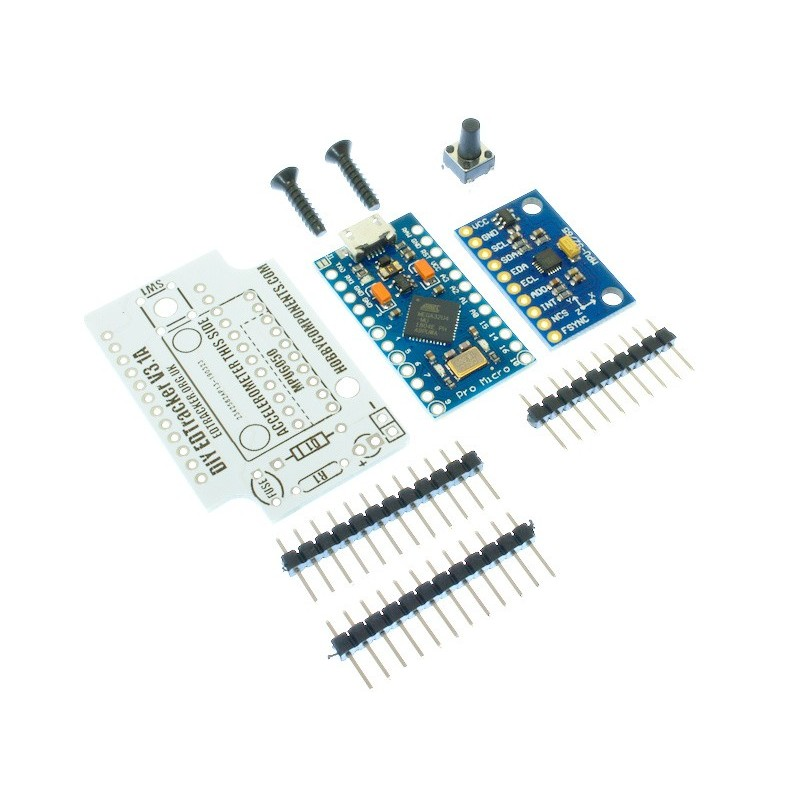 DIY EDTracker Bundle - With MPU9250