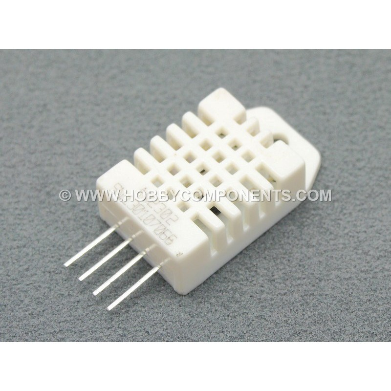 DHT22 Digital Temperature Humidity Sensor Module