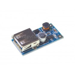 DC-DC USB 0.9v-5v to 5vdc Boost Step-up Power Supply Module Mini PFM Control