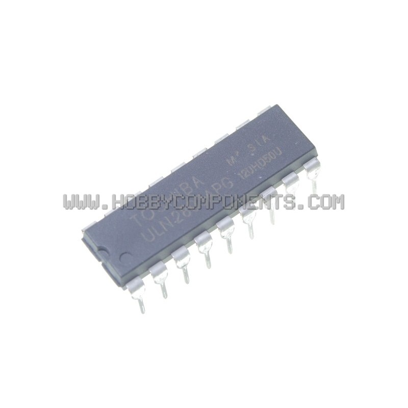 ULN2803 8-Channel Darlington Driver (DIP 18) (Pack of 5)