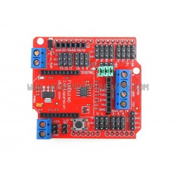 Funduino XBee Sensor Expansion Board V5 RS485 BlueBee Bluetooth SD Card Module Interface