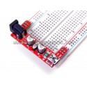 """Red Wings"" 3.3V / 5V Power Supply Module for MB102 Breadboard"