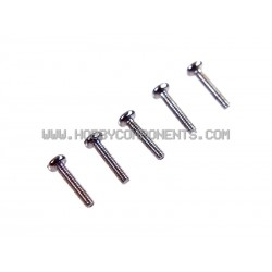 M1.2 x 6mm Screw Pack (5)