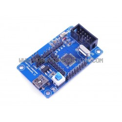 ATmega8 AVR Development Board