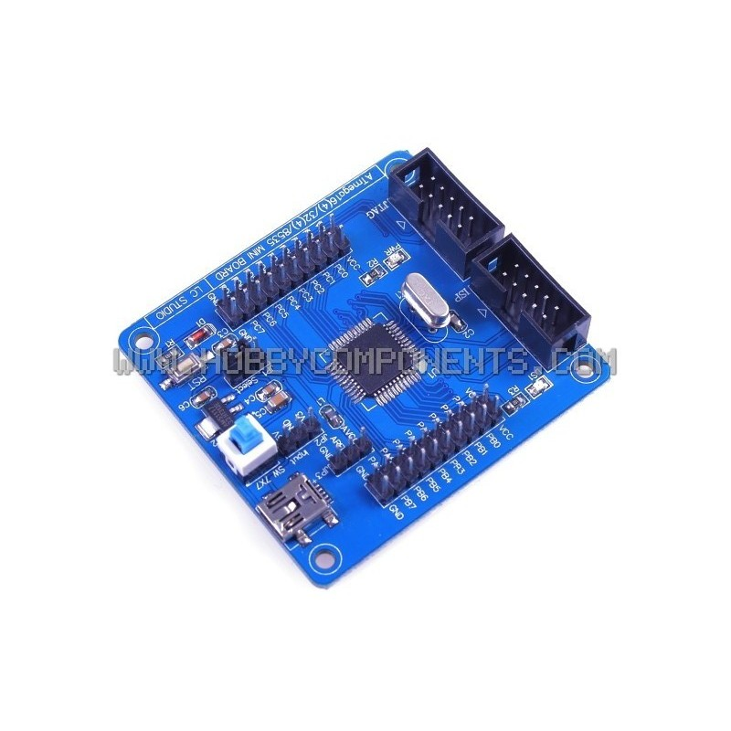 ATmega32 AVR Development Board