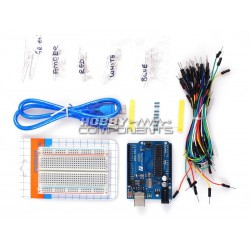 Hobby Components Arduino compatible Quick Start Kit: Uno