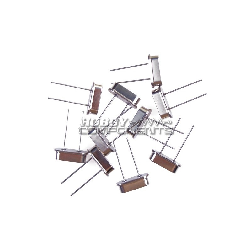 HC-49S 16MHz Crystal (Pack of 10)