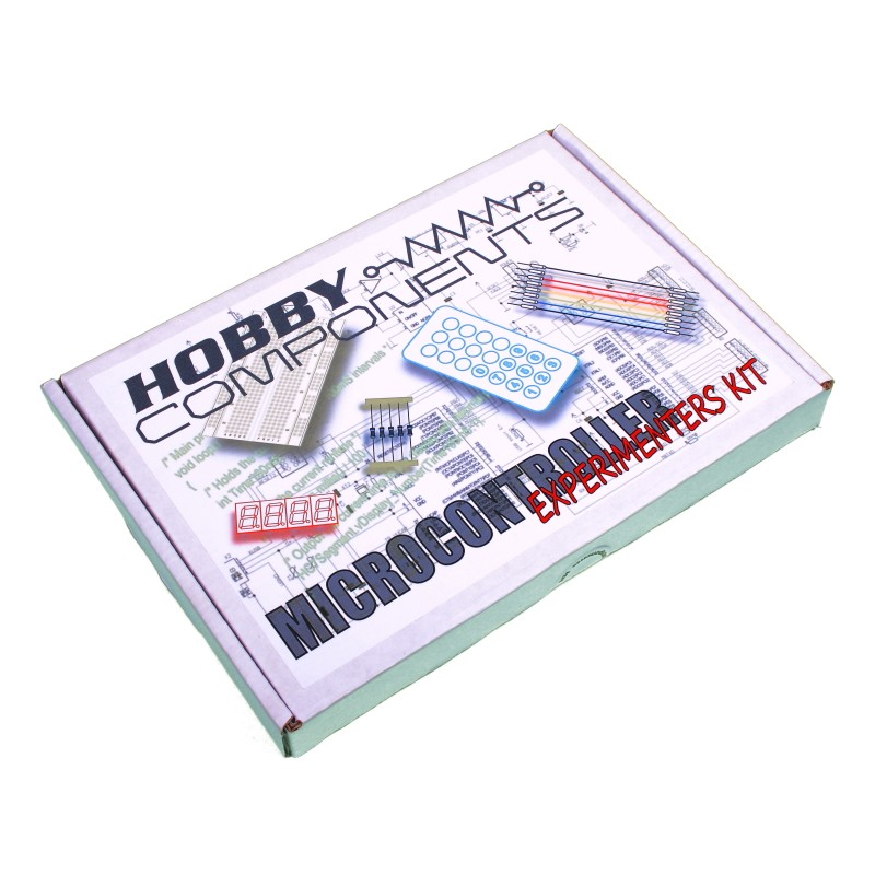 Hobby Components Microcontroller Experimenter's Kit
