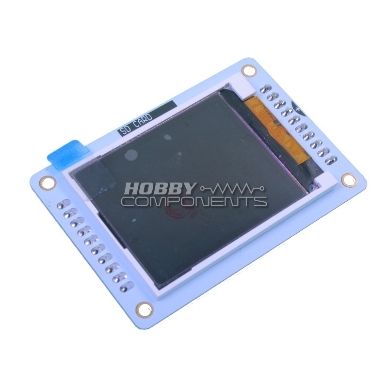 Arduino Compatible TFT LCD module