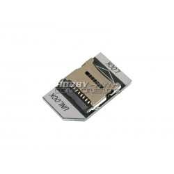 TF/microSD card adapter for Raspberry Pi Ver B