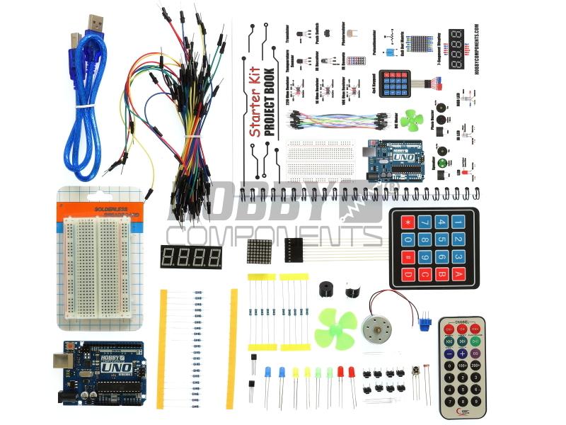 Composants Hobby uno plus entièrement compatible avec arduino