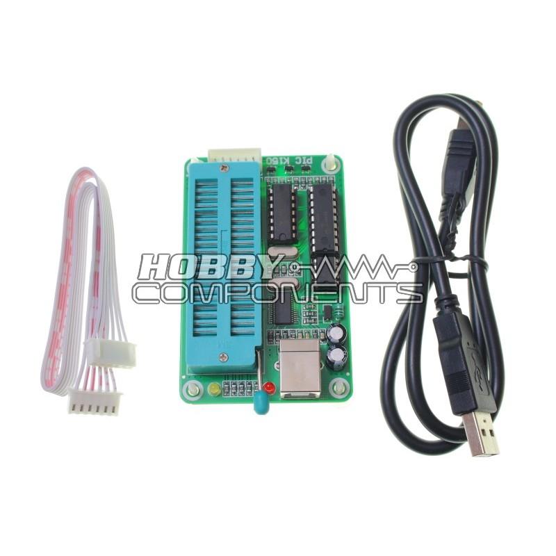 2020 PIC K150 ICSP Programmer USB Automatic Programming Develop ...   800x800